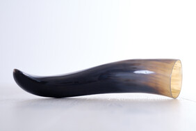Mantle Piece Horn